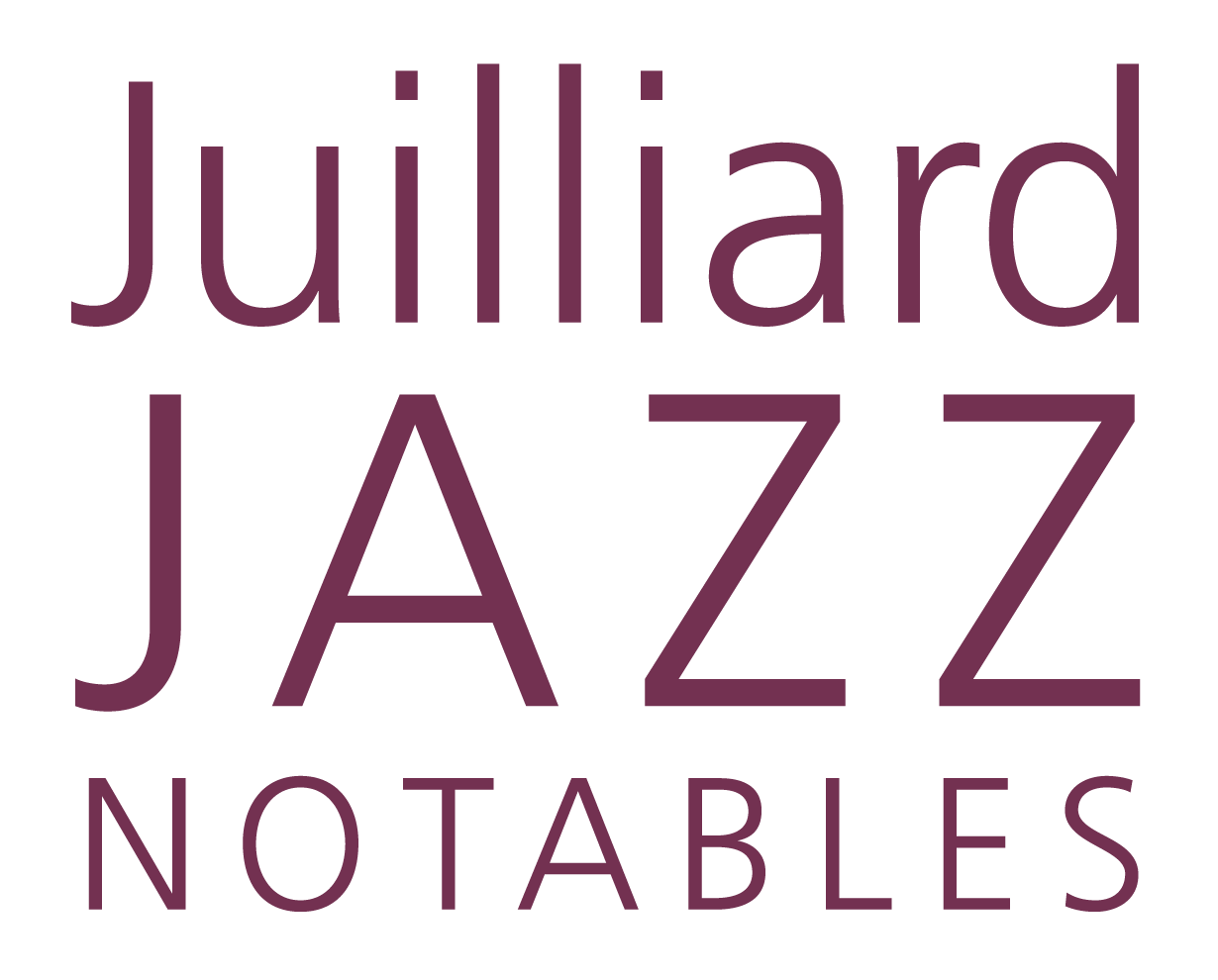 Juilliard Jazz Notable Logo